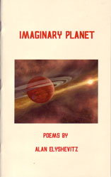 Imaginary Planet poems by Alan Elyshevitz