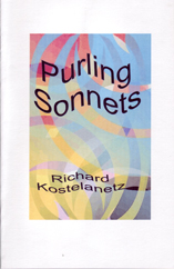 Purling Sonnets by Richard Kostelanetz