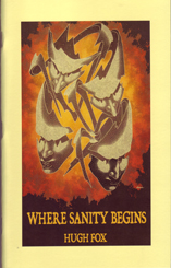 Where Sanity Begins by Hugh Fox